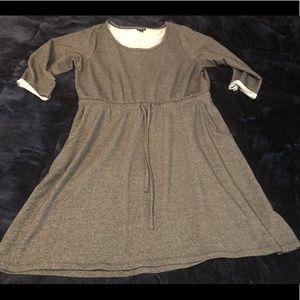 Torrid jersey knit dress size 1x